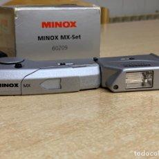 Cámara de fotos: MINOX MX. Lote 263186960