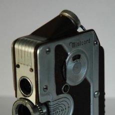 Cámara de fotos: CAMARA MINICORD III. Lote 263546590
