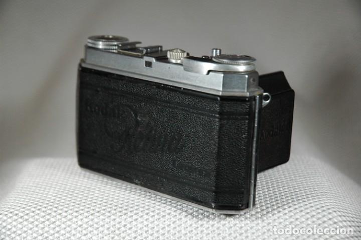 Cámara de fotos: CAMARA DE 35 MM. KODAK RETINA IA Tipo 015 CON ESTUCHE - Foto 6 - 263555030