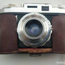 Cámara de fotos: CÁMARA FOTOGRÁFICA REGULA KING KG 1950 MADE IN GERMANY. Lote 264052960