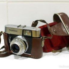 Cámara de fotos: CÁMARA DE FOTOS VOIGTLÄNDER VITO C - LANTHAR 2.8/50 CON OBTURADOR PRONTOR 250 S AÑOS 1960-68. Lote 264331408