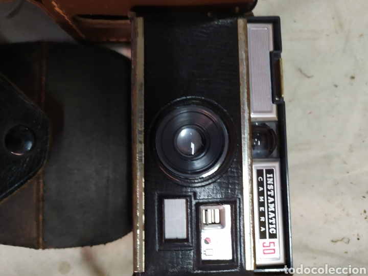 Cámara de fotos: 2 aparatos antiguos de fotos - Foto 2 - 264469104