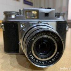 Cámara de fotos: VOIGTLANDER PROMINENT II. Lote 265553624