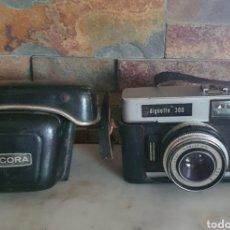 Cámara de fotos: DACORA DIGNETTE 300. Lote 265652519