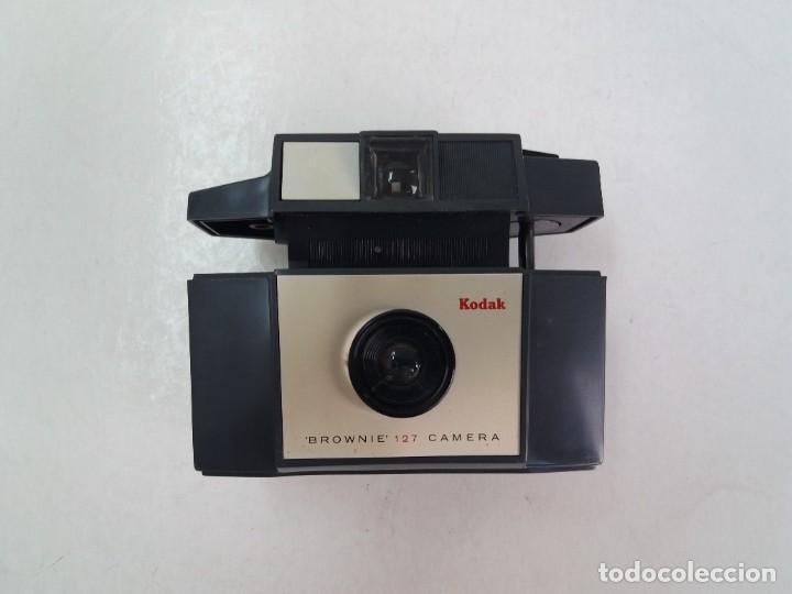 Cámara de fotos: DELICIOSA KODAK BROWNIE 127 AÑOS 60´S MUY VINTAGE - Foto 16 - 267848774