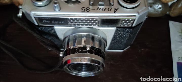 Cámara de fotos: Antigua cámara fotográfica Anny 35 utacar 50mm - Foto 4 - 268461789