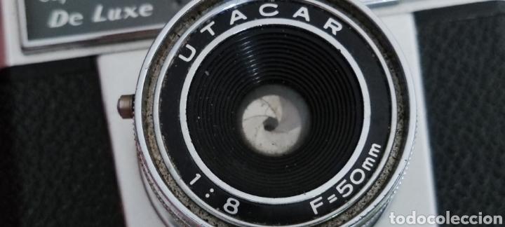 Cámara de fotos: Antigua cámara fotográfica Anny 35 utacar 50mm - Foto 5 - 268461789