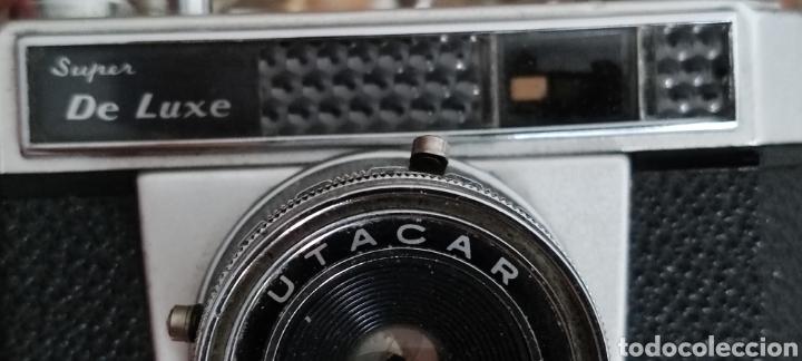 Cámara de fotos: Antigua cámara fotográfica Anny 35 utacar 50mm - Foto 6 - 268461789