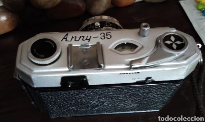 Cámara de fotos: Antigua cámara fotográfica Anny 35 utacar 50mm - Foto 7 - 268461789