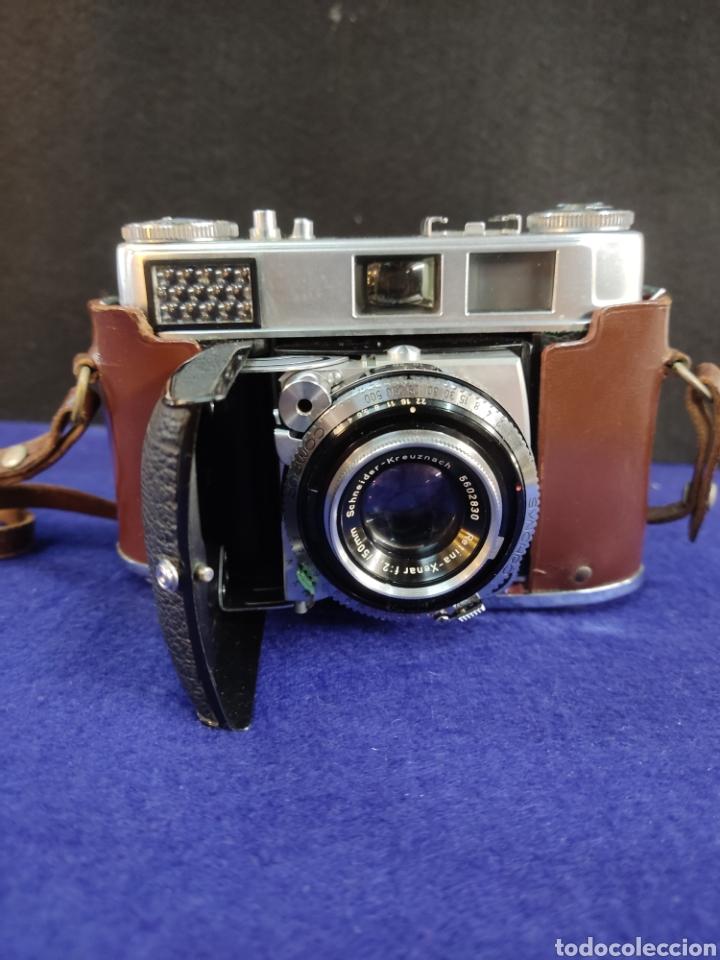 Cámara de fotos: Cámara Kodak Retina I B - Foto 2 - 268608209