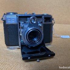 Cámara de fotos: CAMARA FOTOGRÁFICA ZEISS IKON CONTESSA 35. Lote 268884764