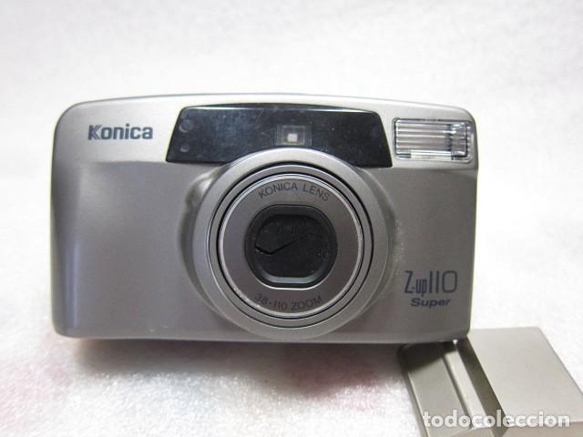 CAMARA KONICA Z-UP110 SUPER (Cámaras Fotográficas - Clásicas (no réflex))