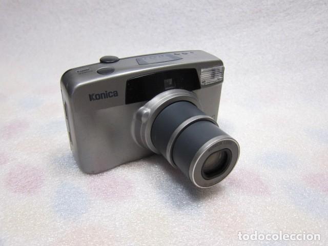 Cámara de fotos: Camara Konica Z-up110 Super - Foto 2 - 269392638