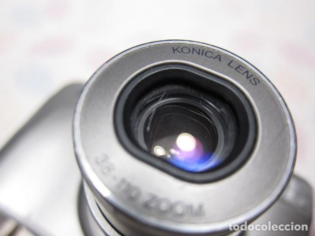 Cámara de fotos: Camara Konica Z-up110 Super - Foto 8 - 269392638