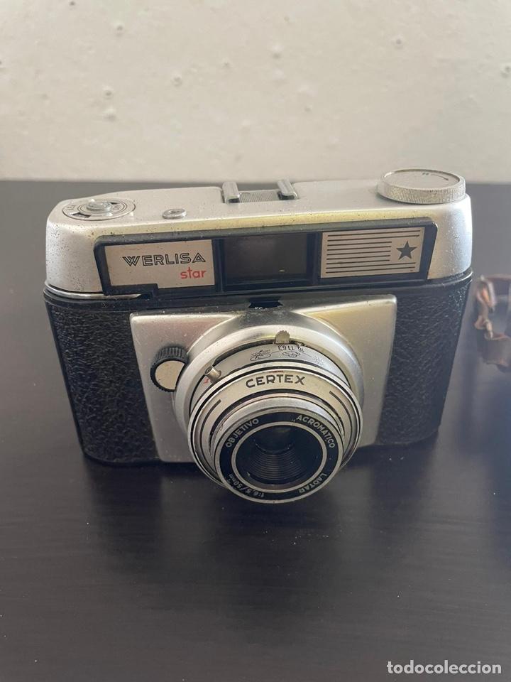 Cámara de fotos: CAMARA FOTOGRAFICA WERLISA STAR AÑOS 60 - Foto 3 - 270536518