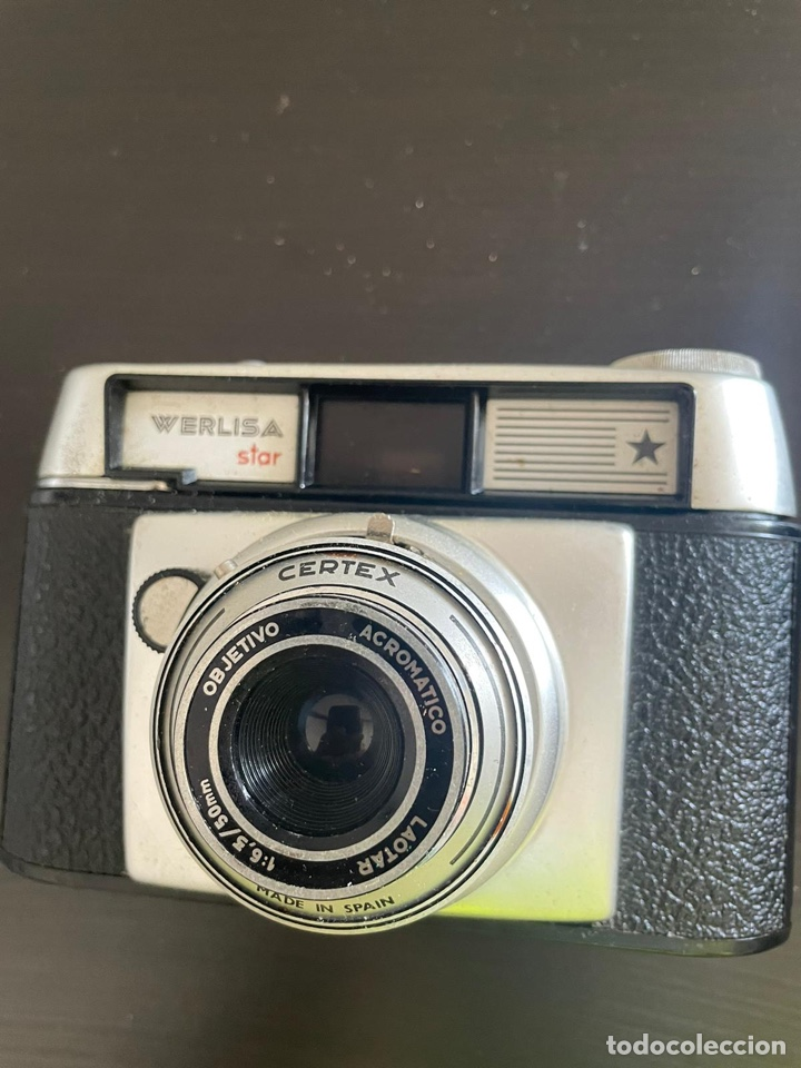 Cámara de fotos: CAMARA FOTOGRAFICA WERLISA STAR AÑOS 60 - Foto 4 - 270536518