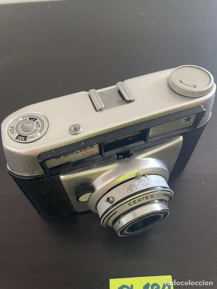 Cámara de fotos: CAMARA FOTOGRAFICA WERLISA STAR AÑOS 60 - Foto 5 - 270536518