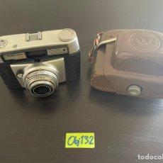 Cámara de fotos: CAMARA FOTOGRAFICA WERLISA STAR AÑOS '60. Lote 270536518