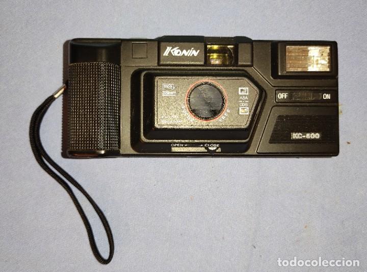 CAMARA KONIN F4 38MM KC500 (Cámaras Fotográficas - Clásicas (no réflex))
