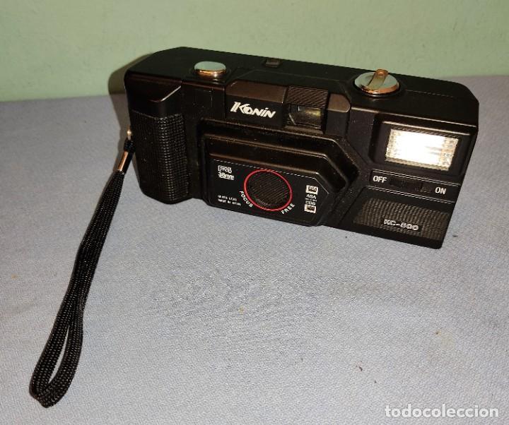 Cámara de fotos: CAMARA KONIN F4 38mm KC500 - Foto 2 - 270626003
