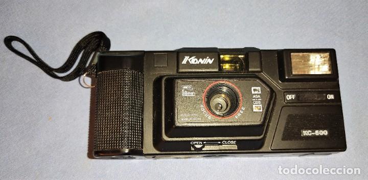 Cámara de fotos: CAMARA KONIN F4 38mm KC500 - Foto 4 - 270626003