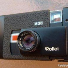 Cámara de fotos: ROLLEIFLEX A 26 EN PERFECTÍSIMO ESTADO. Lote 270630648