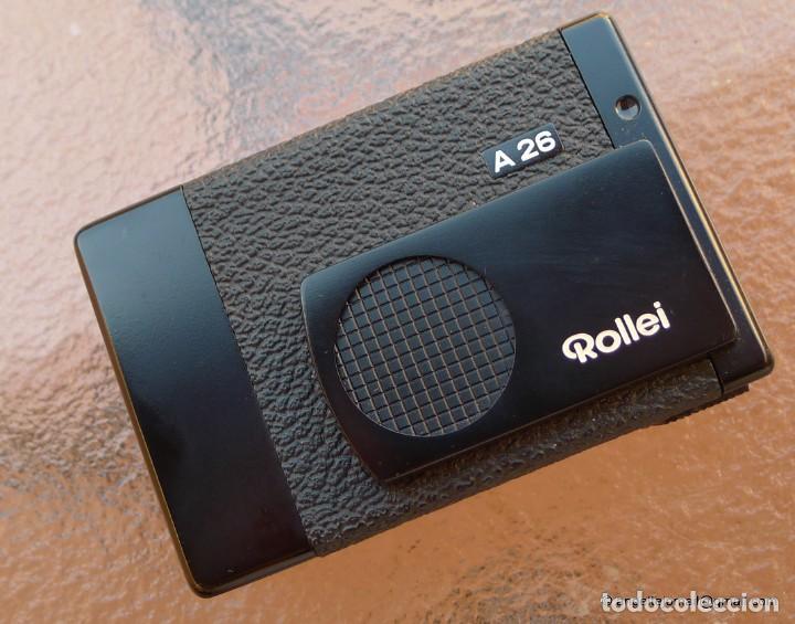 Cámara de fotos: Rolleiflex A 26 en perfectísimo estado - Foto 2 - 270630648