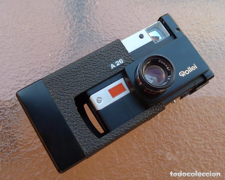 Cámara de fotos: Rolleiflex A 26 en perfectísimo estado - Foto 8 - 270630648