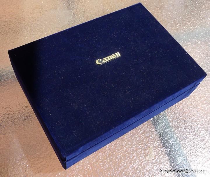 Cámara de fotos: Canon IXUS Gold Ltd Ed Anniversary 35mm APS camera with 24-48mm - Foto 6 - 270873493
