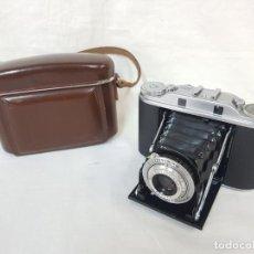 Cámara de fotos: AGFA ISOLETTE III TELEMÉTRICA. 1955.. Lote 271431433