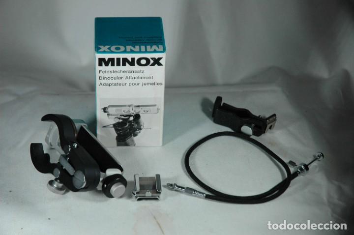Cámara de fotos: CAMARA MINIATURA MINOX MODELO C (EQUIPO) - Foto 11 - 273196453
