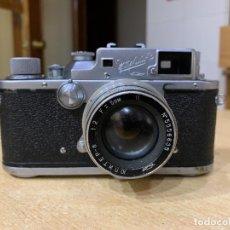 Cámara de fotos: ZORKI 3 (K100) CON OBJETIVO JUPITER 50MM 2. Lote 274847998