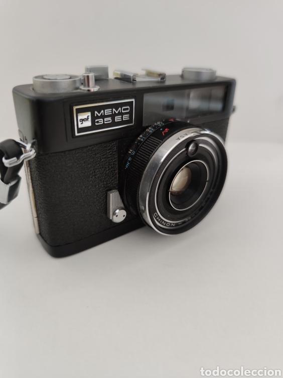 Cámara de fotos: Cámara GAF MEMO EE 35 mm - Coleccionistas - Foto 2 - 275129668