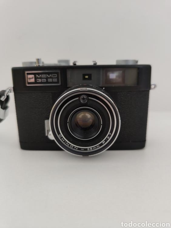 CÁMARA GAF MEMO EE 35 MM - COLECCIONISTAS (Cámaras Fotográficas - Clásicas (no réflex))