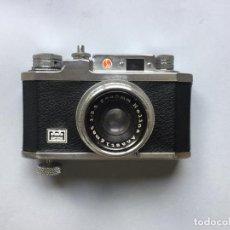 Fotocamere: CAMARA HALINA 35X ANASTIGMAT 1:3.5 F=45MM CON FUNDA ORIGINAL. Lote 275223858