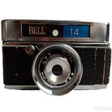 Appareil photos: MICRO CAMARA BELL-14 JAPON AÑOS 70/80. Lote 275745608