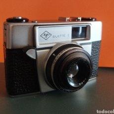 Cámara de fotos: AGFA SILETTE I .AÑO 1962. Lote 276182223