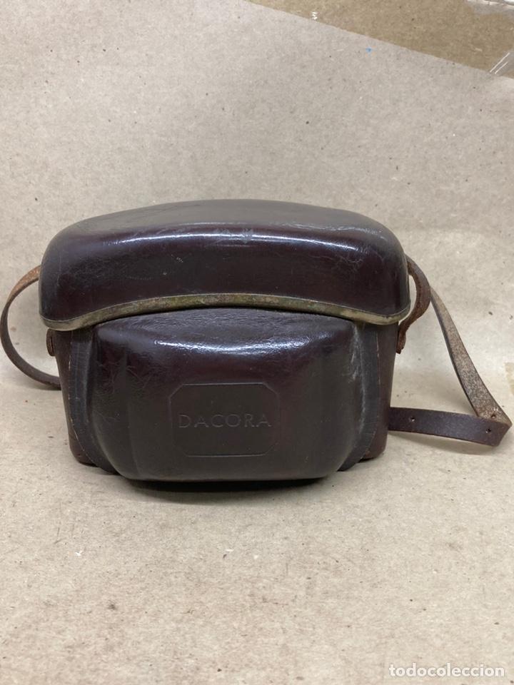 Cámara de fotos: Cámara de fotos Dacora en su funda de piel - Foto 3 - 276944338