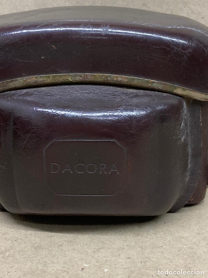 Cámara de fotos: Cámara de fotos Dacora en su funda de piel - Foto 4 - 276944338