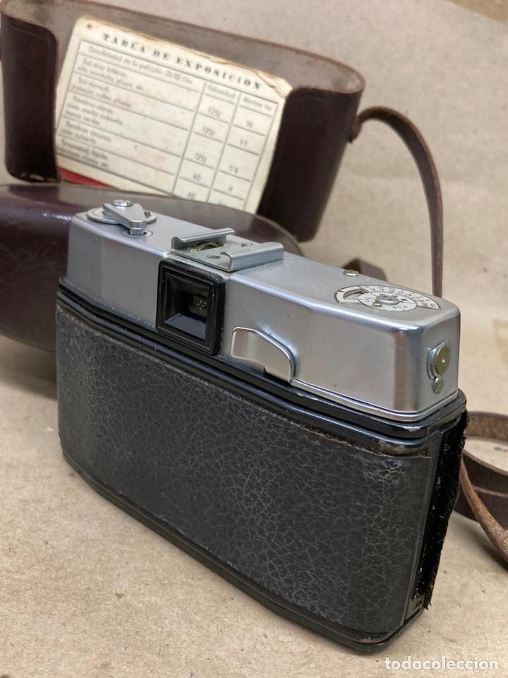 Cámara de fotos: Cámara de fotos Dacora en su funda de piel - Foto 5 - 276944338