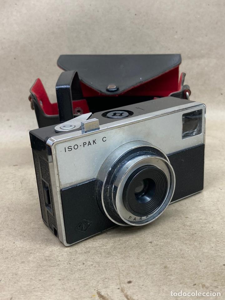 CÁMARA DE FOTOS KODAK AGFA ISO PAK C (Cámaras Fotográficas - Clásicas (no réflex))