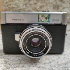 Cámara de fotos: LA ÚLTIMA RETINA.KODAK RETINA S1 TIPO 060.AÑO 1966.. Lote 277232273
