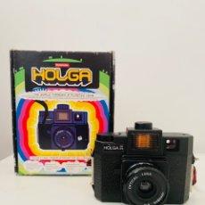 Cámara de fotos: HOLGA LOMOGRAPHY. Lote 277628548