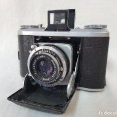 Cámara de fotos: BELCA BELTICA II. HUGO MEYER. 1952.. Lote 278761893