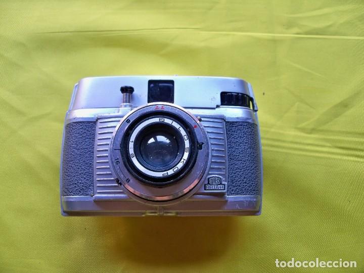 Cámara de fotos: Antigua cámara de fotos BILORA BELLA 44 made in Germany - Foto 2 - 279411283