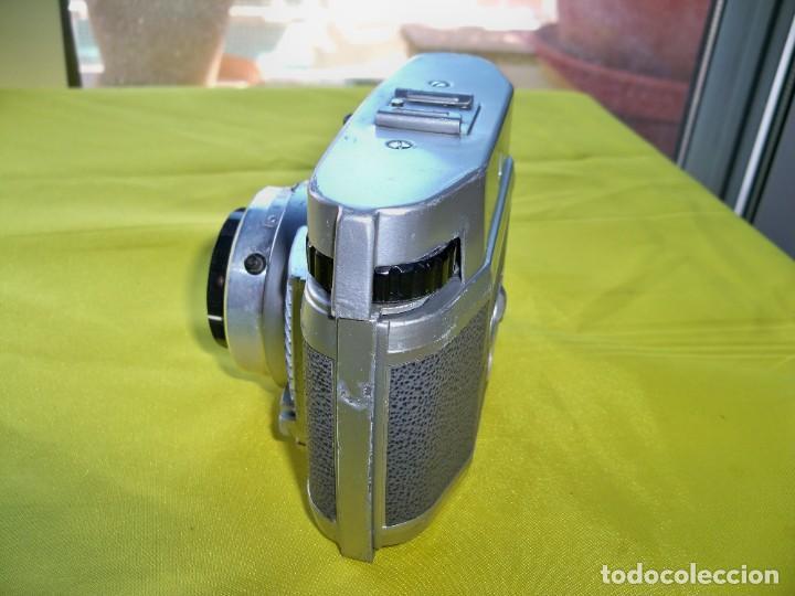 Cámara de fotos: Antigua cámara de fotos BILORA BELLA 44 made in Germany - Foto 5 - 279411283