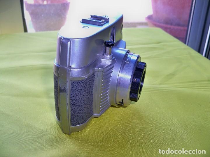Cámara de fotos: Antigua cámara de fotos BILORA BELLA 44 made in Germany - Foto 6 - 279411283