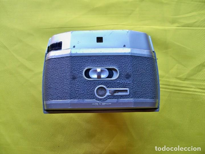 Cámara de fotos: Antigua cámara de fotos BILORA BELLA 44 made in Germany - Foto 8 - 279411283