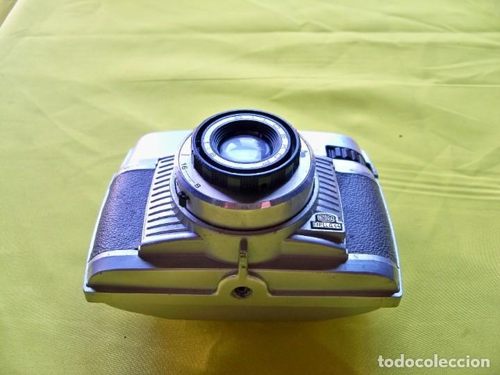 Cámara de fotos: Antigua cámara de fotos BILORA BELLA 44 made in Germany - Foto 9 - 279411283