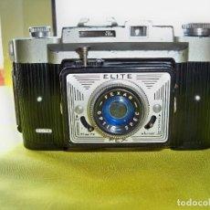 Cámara de fotos: ANTIGUA CÁMARA DE FOTOS ELITE FEX MADE IN FRANCE. Lote 279442363